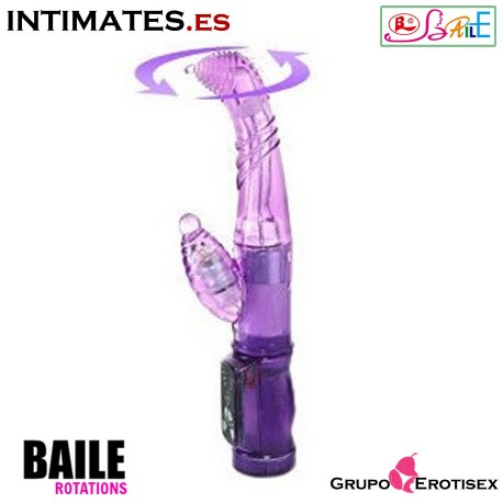 Intimate Tease · G-spot · Baile