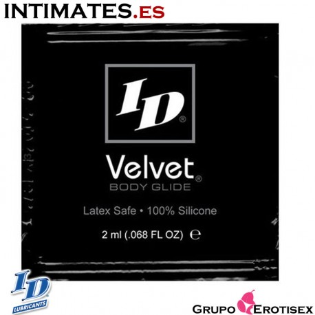 Velvet · Lubricante de alta calidad · ID Lubricants