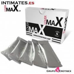 Lovermax · Potenciador sexual · 5 sobres