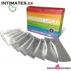 Maxvigorgay · · Potenciador sexual · 10 sobres
