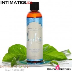 Hydra · Lubricante a base de agua y plantas naturales - 120ml · Intimate Earth