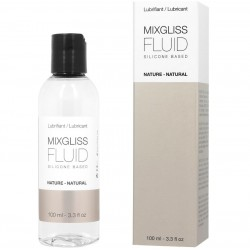 MIXGLISS BASED LUBRICANTE BASE SILICONA NATURAL 100ML