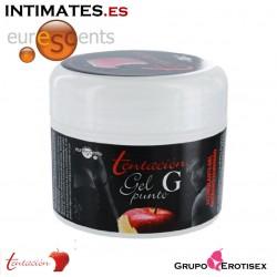 Gel Orgasmico Femenino Punto G 50ml · Tentacion