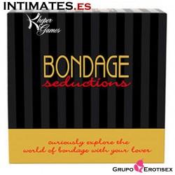 Seducción Bondage · Kit excitante · Kheper Games