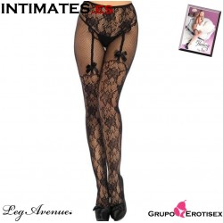 No. 1936 · Pantimedias Crotchless · Leg Avenue