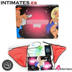 Stripper Play · Juego para parejas y amigos · Secret Play