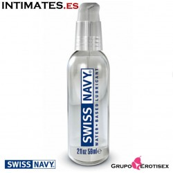 Lubricante a base de agua 59 ml · Swiss Navy