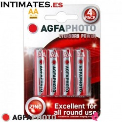 Everyday Power Batteries  | Pack of 4 · AGFA Photo