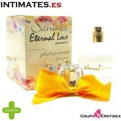 Eternal Love Passionné Woman · Eau de parfum phéromone · Saninex