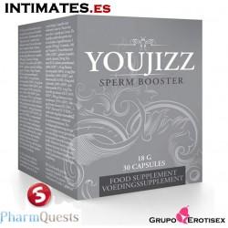 Youjizz · Aumento de esperma · PharmQuest