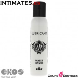 Fetish 100 ml · Lubricante con base de agua · Eros