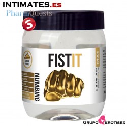Fist-it Numbing - 500 ml · Lubricante adormecedor · PharmQuest
