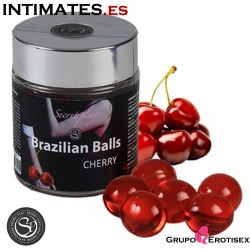 Brazilian Balls Cereza · Tarro 6 uds. · Secret Play