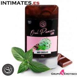 Chocolate - Menta · Lubricante comestible · Secret Play