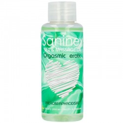 SANINEX ORGASMIC EROTIC ACEITE DE MASAJE 100 ML