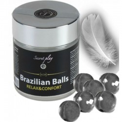 SECRETPLAY SET 6 BRAZILIAN BALLS RELAX & CONFORT