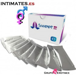 Sweet END · Potenciador sexual granulado · 10 sobres
