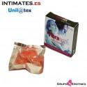 Vibrasex® · Anillo Vibrador Sexual · Unilatex