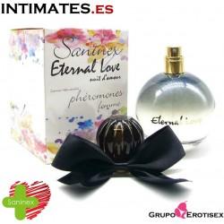 Eternal Love Nuit D'Amour Woman · Eau de parfum phéromone · Saninex