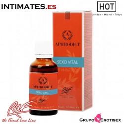 Aphrodict sexovital 20 ml. · Ruf