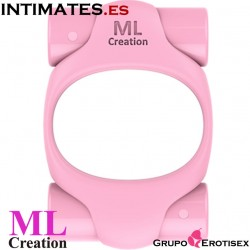 Power Ring Pink · Anillo recargable USB · MLCreation