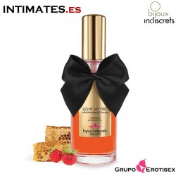 Light my Fire Fresa · Aceite de masaje efecto calor 100 ml · Bijoux