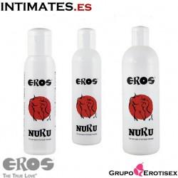 Nuru · Aceite de masaje cuerpo entero · Eros