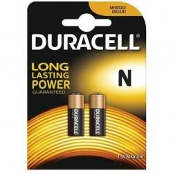 Pilas N de alcalina, 1.5V, 825m Ah - Blister 2u. · Duracell