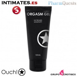 Orgasm Gel · Intensificador del Orgasmo 100 ml · Ouch!