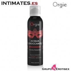 Acqua Croccante · Espuma Hidratante · Orgie
