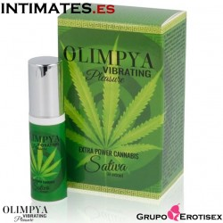 Olimpya Vibrating Pleasure · Power Cannabis Sativa