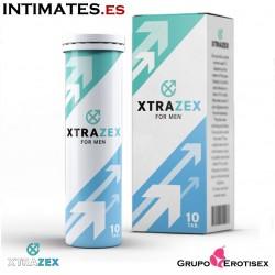 XtraZex · Pastillas para mejorar la erección y potencia sexual