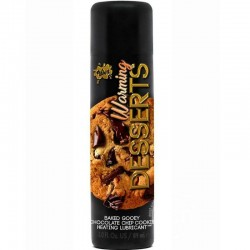 WET LUBRICANTE CALOR GALLETA PEPITAS DE CHOCOLATE 89 ML