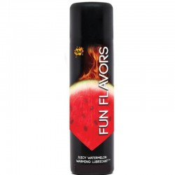 WET FUN FLAVORS LUBRICANTE SANDIA EFECTO CALOR 30 ML