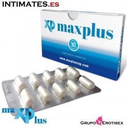 MAXplus · 10 Capsulas vigorizantes 550 mg