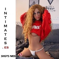 Donna 160cm · Muñeca realista · Shots