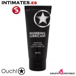 Numbing Lubricant 100ml · Ouch!