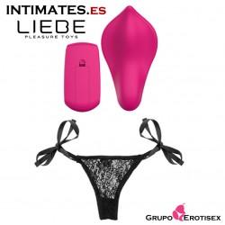 Panty Vibe XL · Mini vibrador para encajar en la braguita · Liebe