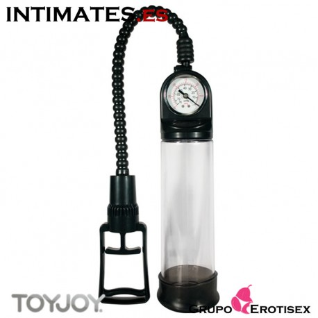 Power Pump Master Black · Bomba de succión · ToyJoy