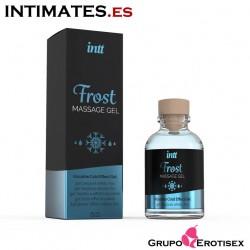 Frost · Gel de masaje para besar · intt