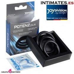 PotenzPlus · Anillos potenciadores de la erección · JoyDivision