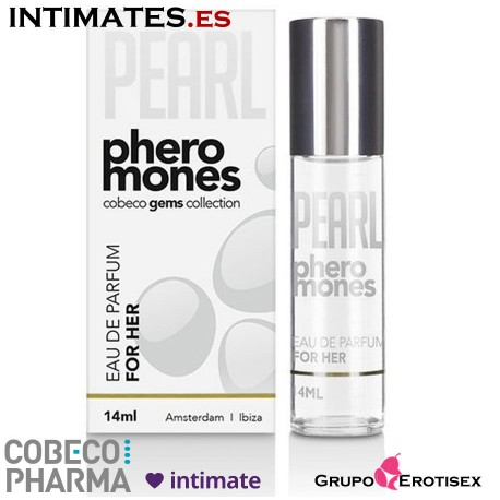 Pearl Women · Eau de Parfum 100 ml · Cobeco