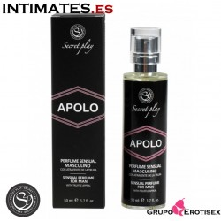 Apolo · Perfume sensual masculino · Secret Play