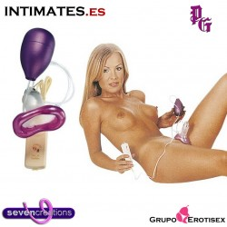 Vibrating Clit Massager · Seven Creations