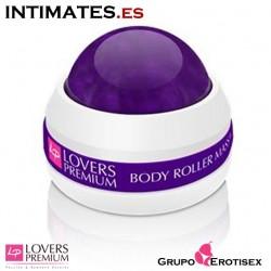 Body Roller · Masajeador Corporal · Lovers Premium