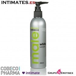 Male 250 ml · White Lubricant  · Cobeco