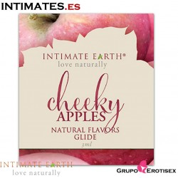 Cheeky Apples Natural Flavors 3ml · Intimate Earth