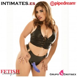 Plus-Size Strap-On · Fetish Fantasy · Pipedream