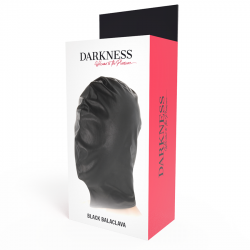 DARKNESS SUBJUGATION MASCARA NEGRO