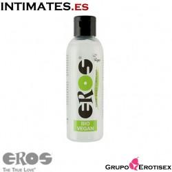 Biovegan 50 ml · Lubricante superior a base de agua · Eros